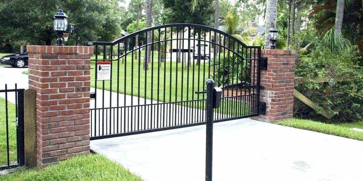 Types of Electric Automatic Gate Fences