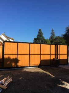 Sliding Automatic Gates