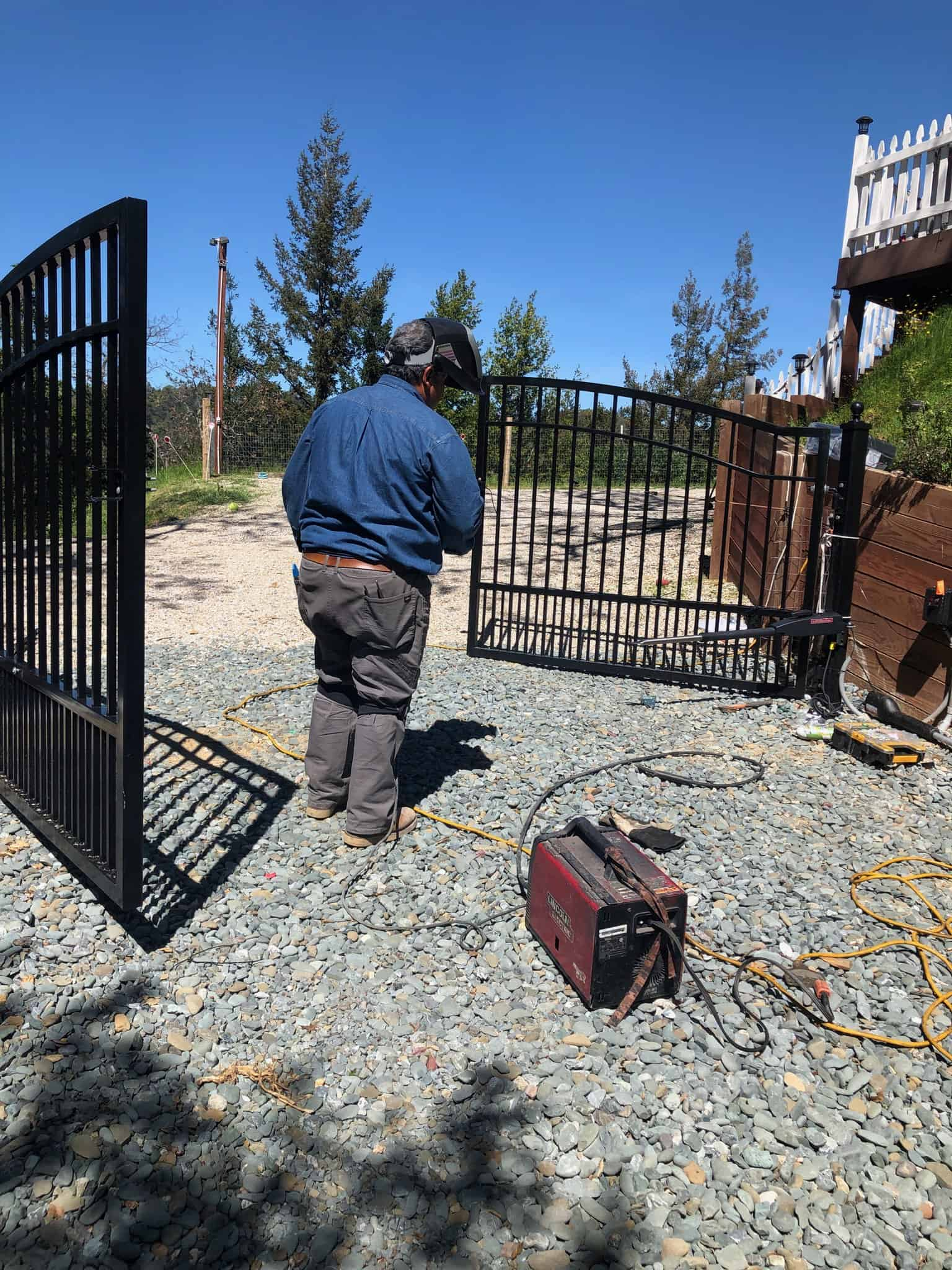 Electric Automatic Gate Maintenance