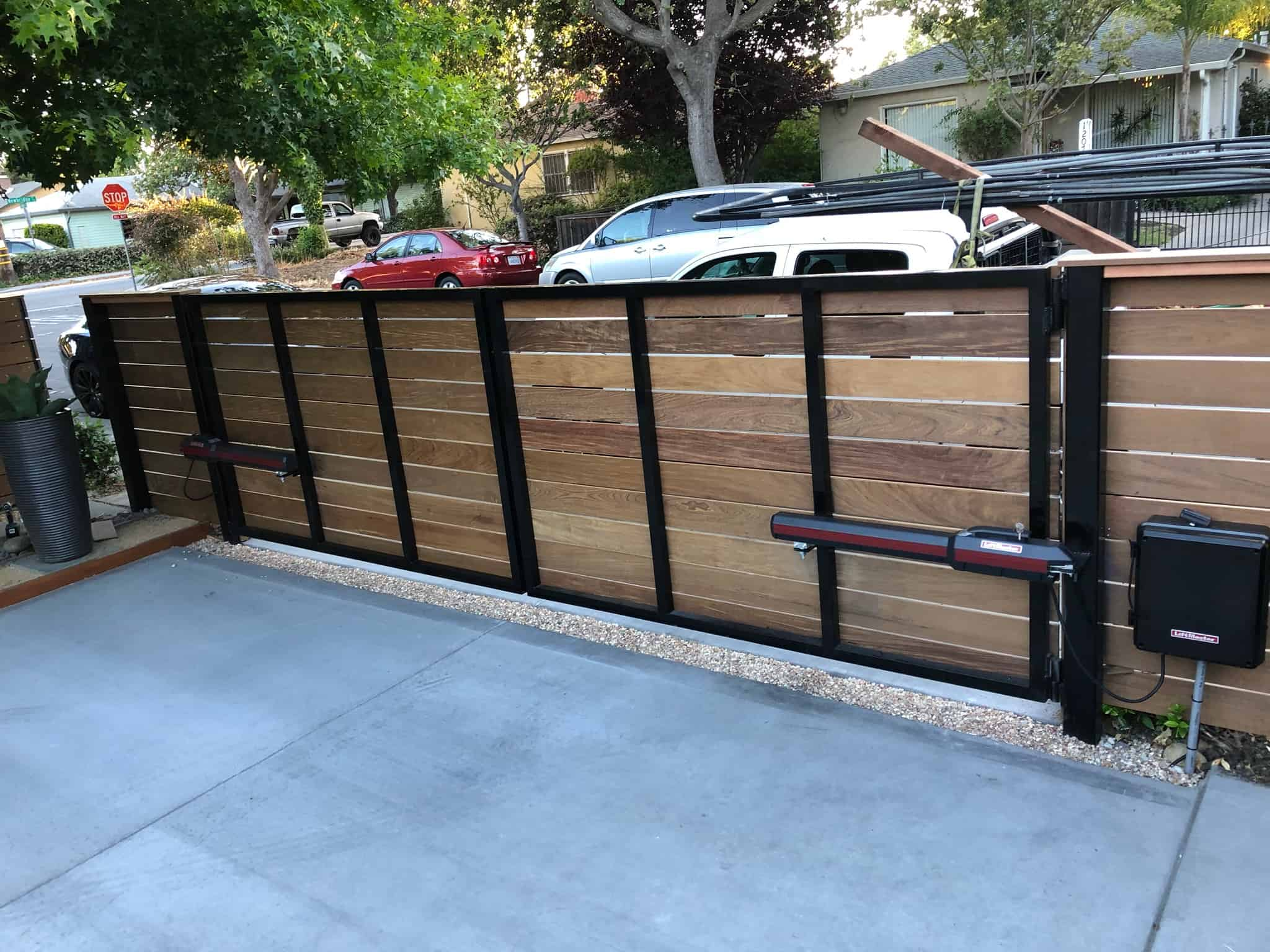 Automatic Gate & Fence Gallery
