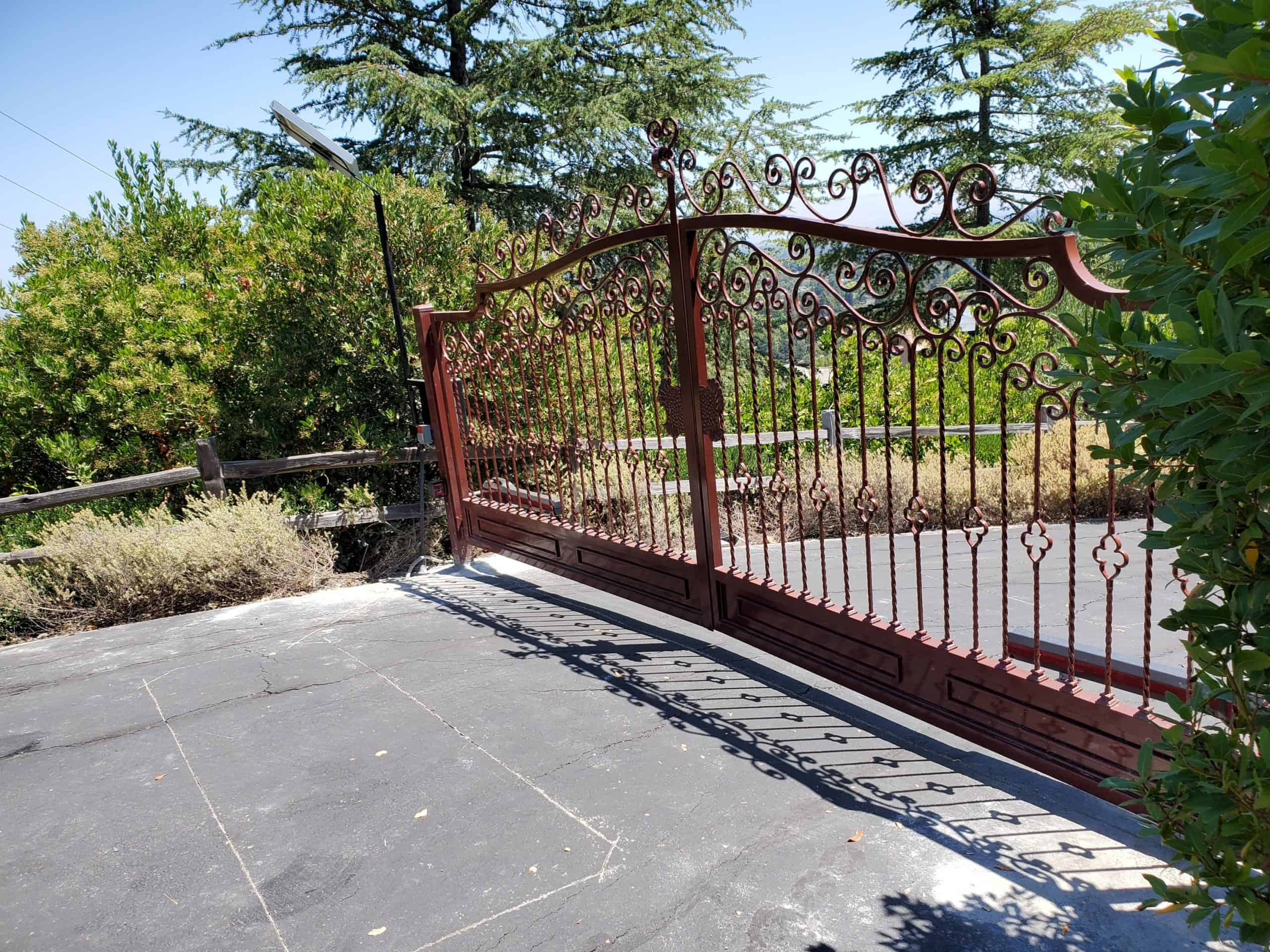 Driveway Gate Tips for New Buyers