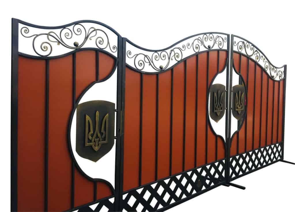 Wood & Iron Gates