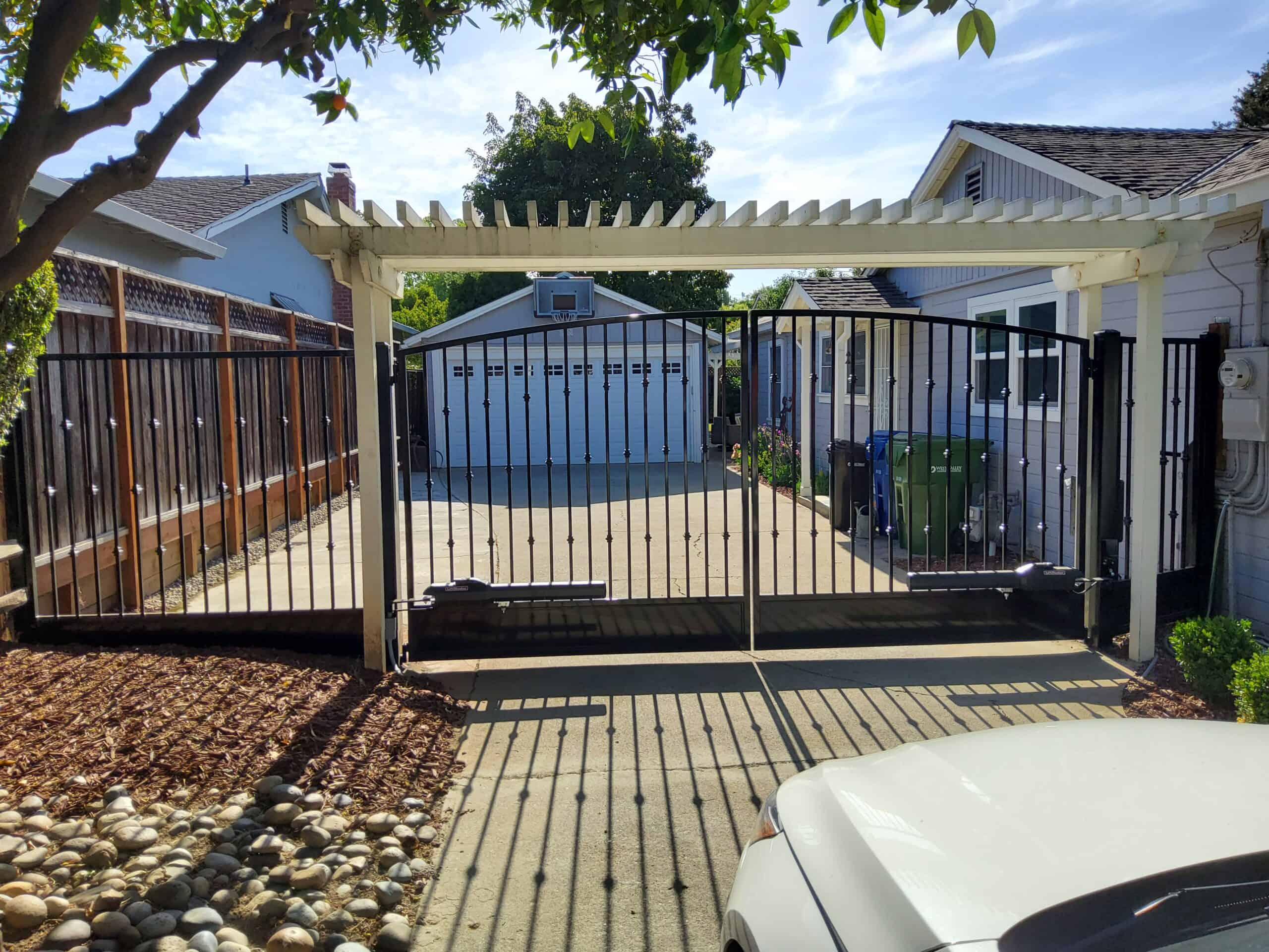 Read more about the article Automatic Driveway Gates – Take control of your property